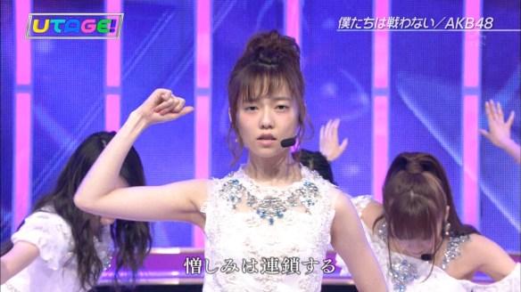 【放送事故】 『僕たちは戦わない』の ぱるること島崎遥香さんの表情がまじでヤバイ・・・ なにがあったんや・・・(画像あり)