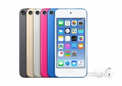 Appleサイレントアップデート 新型 iPod touch登場!!容量128GB!A8チップ!サイズ据え置き!!