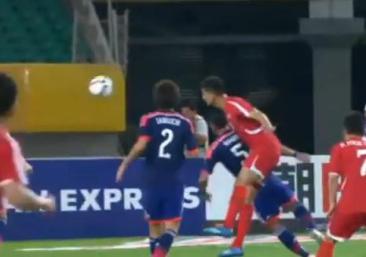 サッカー東アジア杯、日本1-2北朝鮮で逆転負け … 前半に先制したものの後半に2点を奪われ黒星スタート