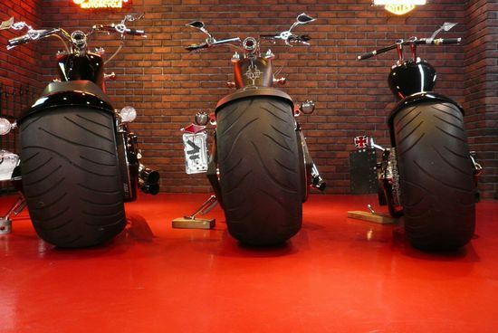 各Bike 081yu