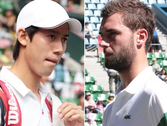 全米オープンテニス1回戦、第4シードの錦織圭(25)が格下の世界41位のブノワ・ペア(26)にまさかの敗退 … 日本選手初となる四大大会制覇の夢は初戦で散る