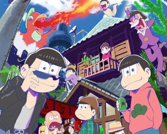 『今年もっとも魅力的だったアニメキャラTOP20』3位:十四松、2位:承太郎、1位はあの妹キャラ!