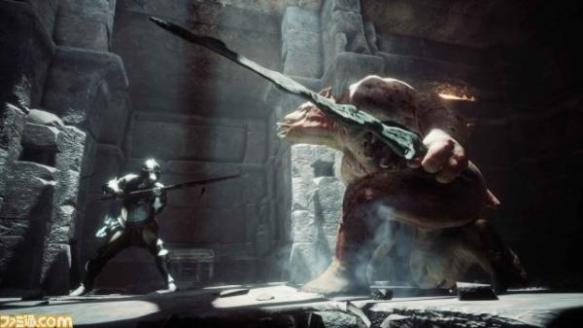 カプコンが開発してるダークソウルのパクリゲームwwwwwww