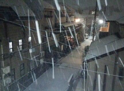 この冬一番の寒気で九州の平地でも積雪、福岡・大野城市では路面凍結で車やミニバイク11台が絡む事故も … 24日・25日は西日本を中心に気温が平年よりかなり低くなる見込み