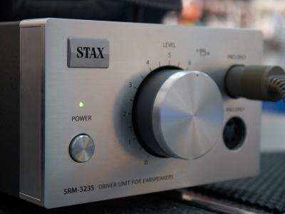 ――――STAXを極めたいか? ヘッドホンとアンプどちらを優先するべき?