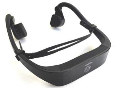 耳を塞がずに音楽が聴ける、骨伝導対応Bluetoothヘッドフォン「CODEO」が発売。1万2千円
