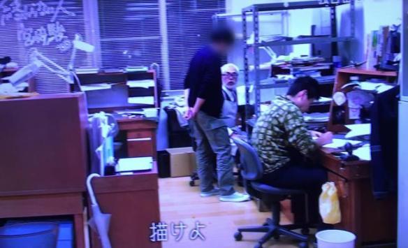 【画像】宮崎駿「描けよ!何も考えないで生きてるのか?ダメなら降ろす。すぐ辞めろ」