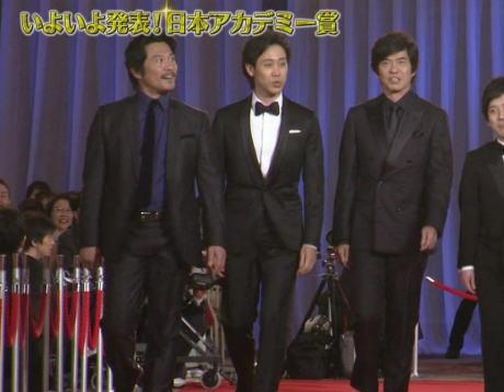 日本アカデミー賞・最優秀主演男優賞を初受賞した嵐の二宮和也(32)、小さいオッサンとして晒される(画像)