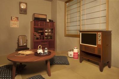 昭和のかおりが漂う木製キャビネットテレビが限定販売