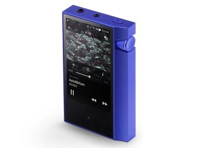 iriverからAK70の新色 「True Blue」登場!限定1000台。直販価格 65,980円!