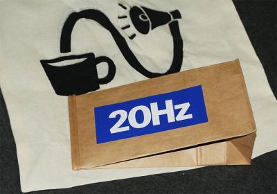 非可聴音域の20Hzを聴かせ焙煎したコーヒー豆「サインウェーブコーヒー」が革新的
