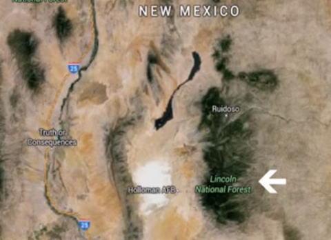 米ニューメキシコ州で軍がUFOを撃墜、泣いている宇宙人を生け捕りに(画像) … 小人型エイリアンや輸送中のUFOなどの画像が流出