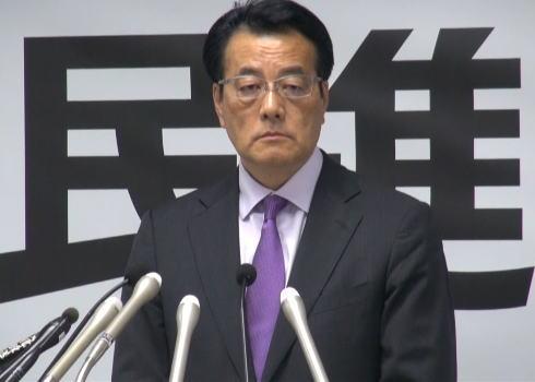 民進党の岡田克也代表「激甚災害の指定が遅い!東日本大震災の時と比べてかなり差がある!」 … 岡田氏、「激甚災害指定」の内容を知らなかった事が判明