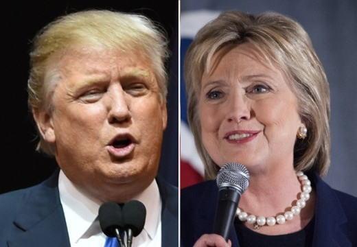 トランプ氏、クリントン氏を逆転=本選想定の世論調査-米大統領選