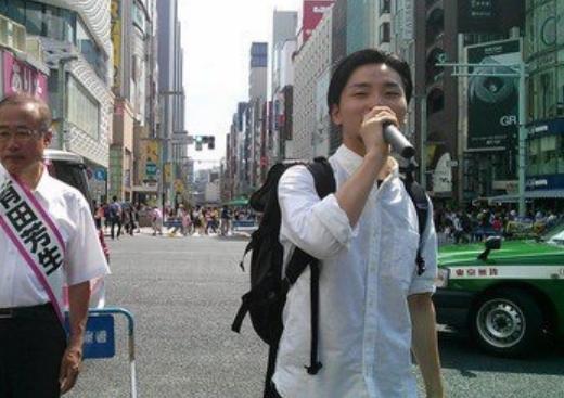 SEALDs奥田愛基メンバー「今の政治、本当におかしくなっている。軍事費に100億円使うとか、そんなものいらないじゃないですか」