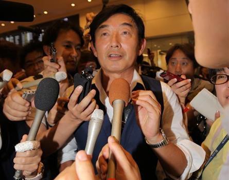 都知事選 石田純一氏、出馬を「意識している」 妻、東尾理子さんは了承せず