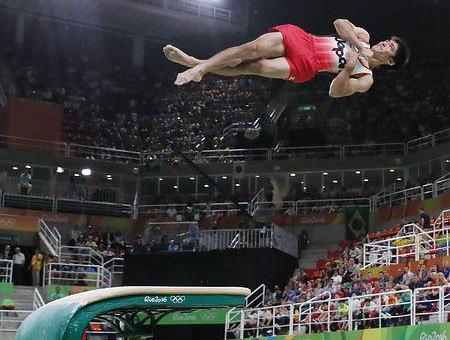 「ひねり技」評価見直しで 体操・白井健三の今後に暗雲か