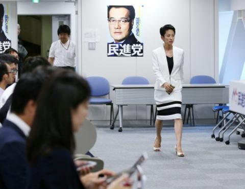 菅官房長官 「あくまでも一般論だが、蓮舫氏は日本国籍を剥奪される可能性がある」
