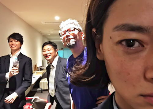 庵野秀明(56)、『シン・ゴジラ』続編に「僕はもういい」と苦笑い … 長谷川博己(39)らは「またやりたい。まず続きが観たい。映画館にこっそり2回観に行きました」