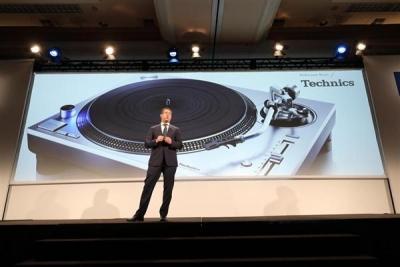 Technicsからレコードプレーヤーの新製品「SL-1200GR」世界へ発売!アナログ需要を受け、20万円で夏頃発売