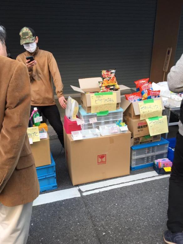 【画像】秋葉原のフリマでピザポテト800円で売るオタクが現るwwwwwwww