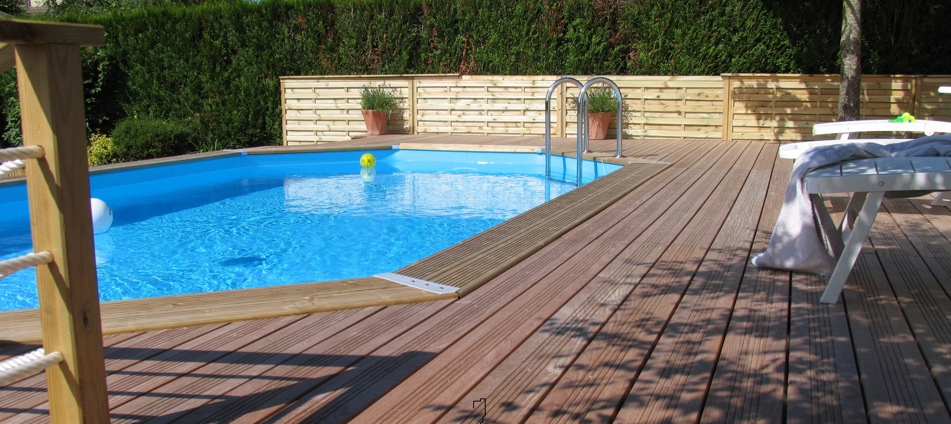Installer Piscine Piscine En Bois Comment L 39installer Blog Jardin