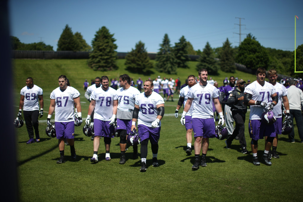 Vikings\u0027 initial 53-man roster is set after NFL cut deadline
