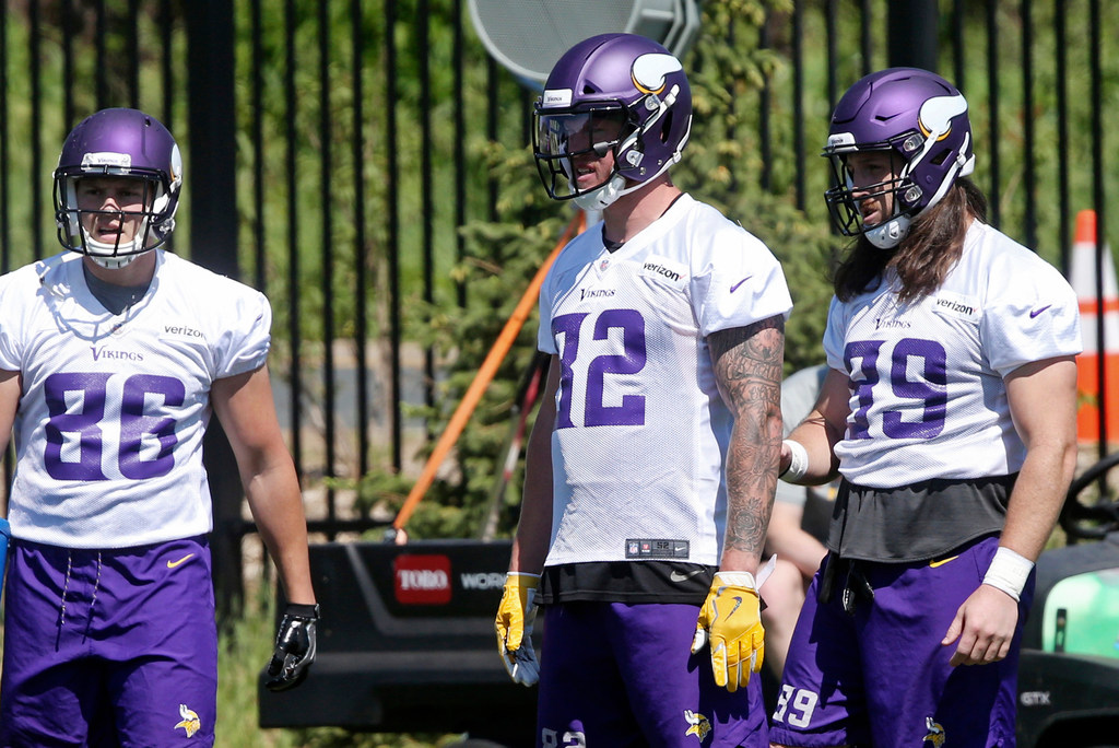An updated 53-man roster projection for the Vikings - StarTribune