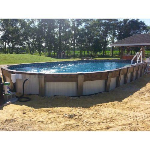 Medium Crop Of Semi Inground Pools