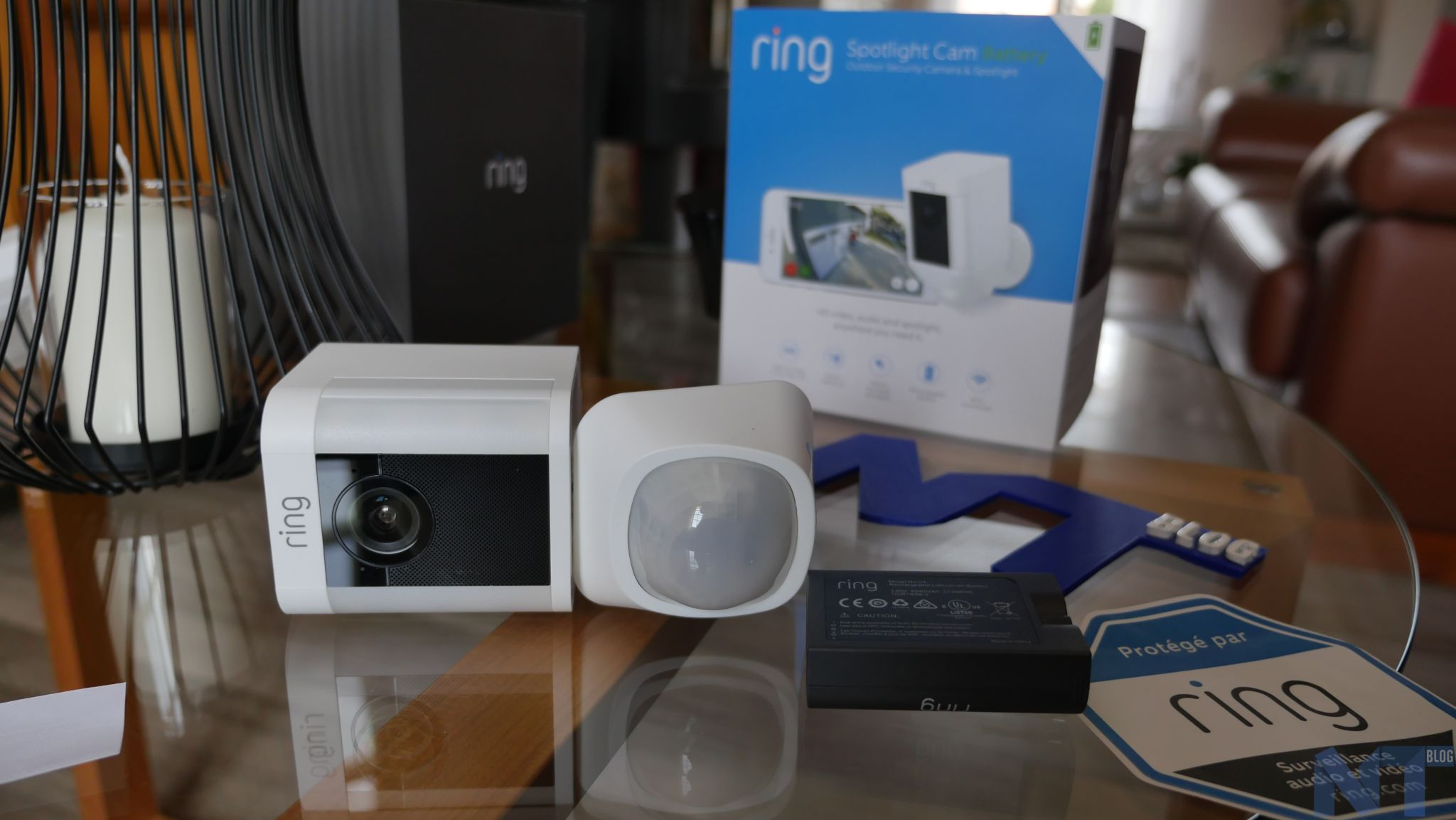 Camera Exterieur Ring Test De La Ring Spotlight Cam Battery Une Excellente