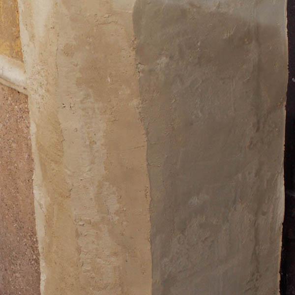 Restaurer les pierres de taille abim es for Peindre mur enduit