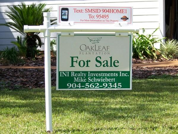 Les panneaux immobilier