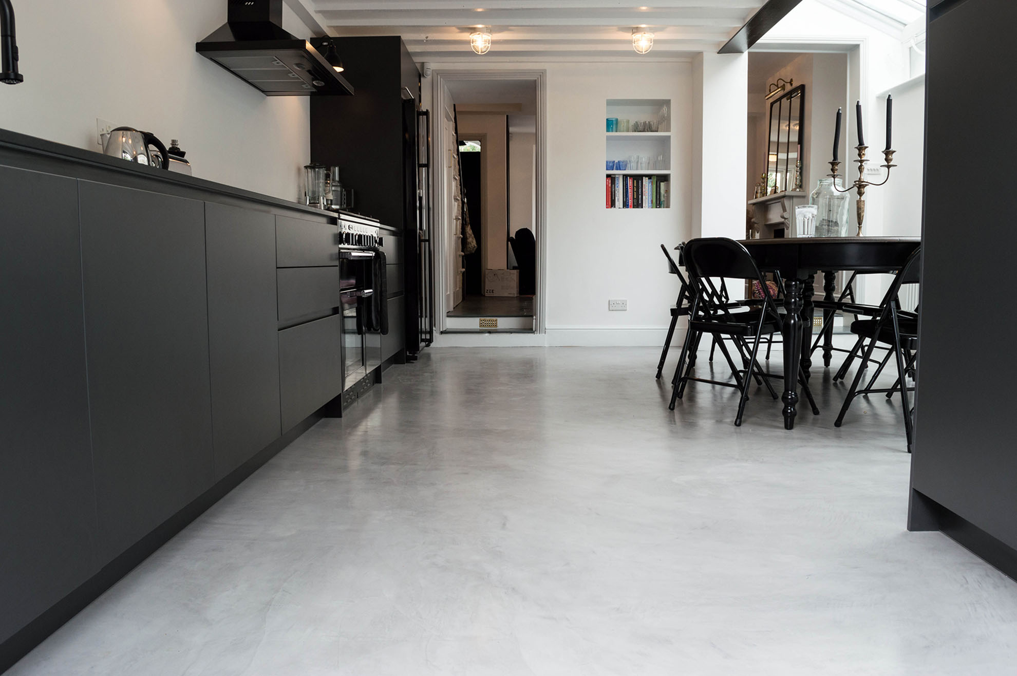 Fußboden Küche Pvc Micro Cement: Redefining The Floor, With Finish And Décor