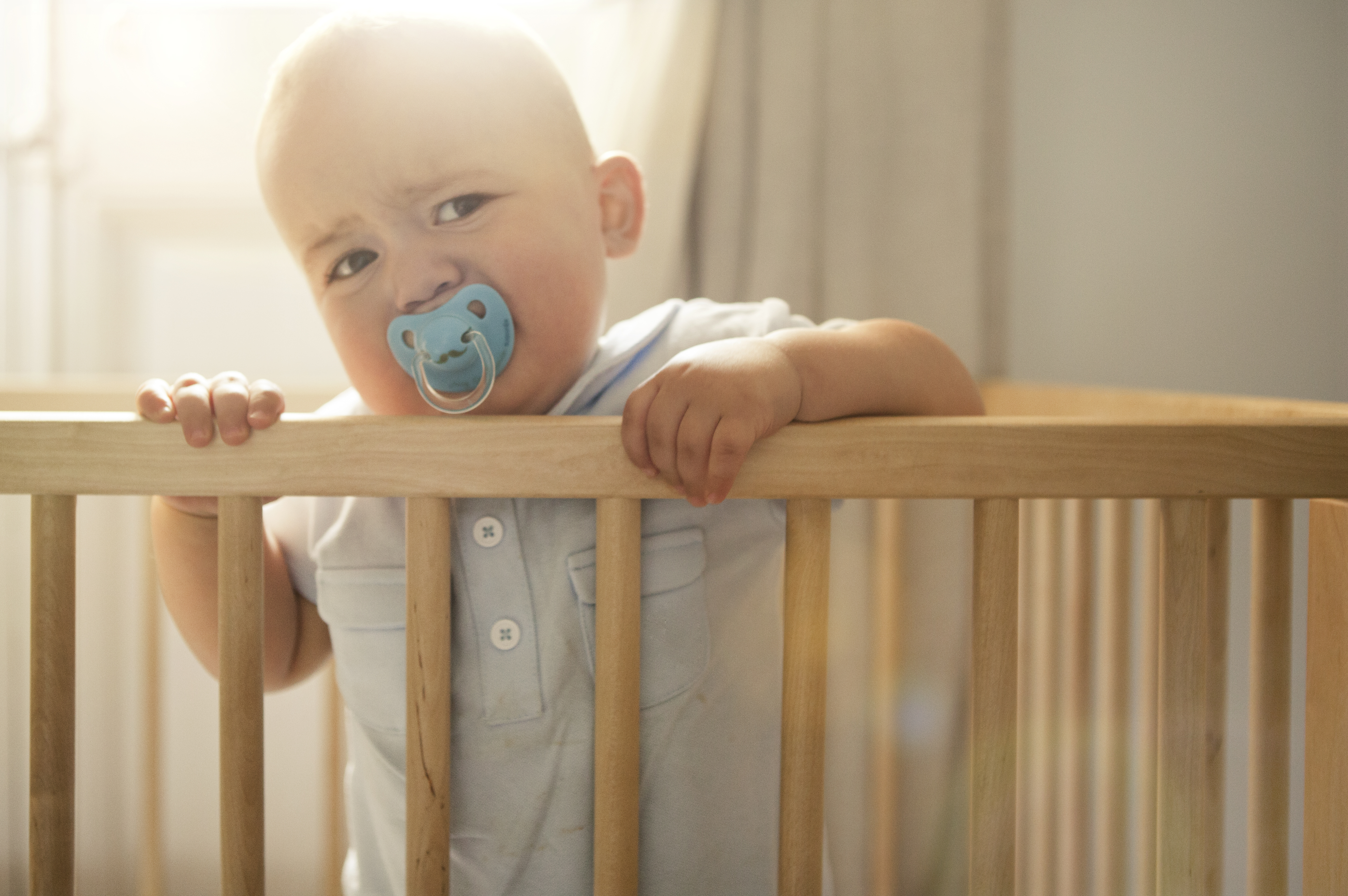 Newborn Infant Normally Suffer From Separation Anxiety In Babies What You Need To Know