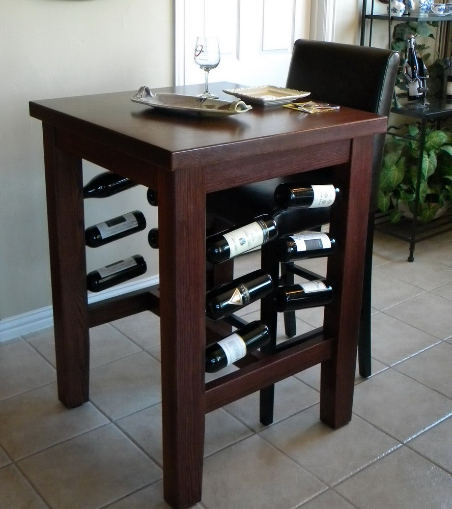 Diy Wine Storage Ideas Unique Storage Ideas For Small Spaces Made By Custommade