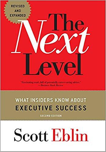 The Next Level Summary - Scott Eblin Download PDF  Audiobook - executive summaries books