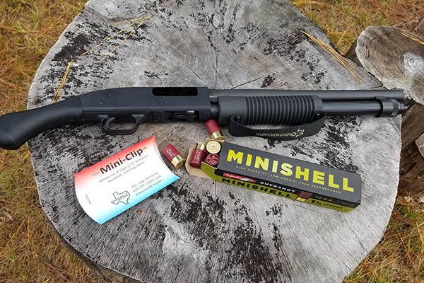 Mossberg 590 Shockwave Review The Blog Of The