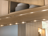 How to Install Under-Cabinet Kitchen Lighting