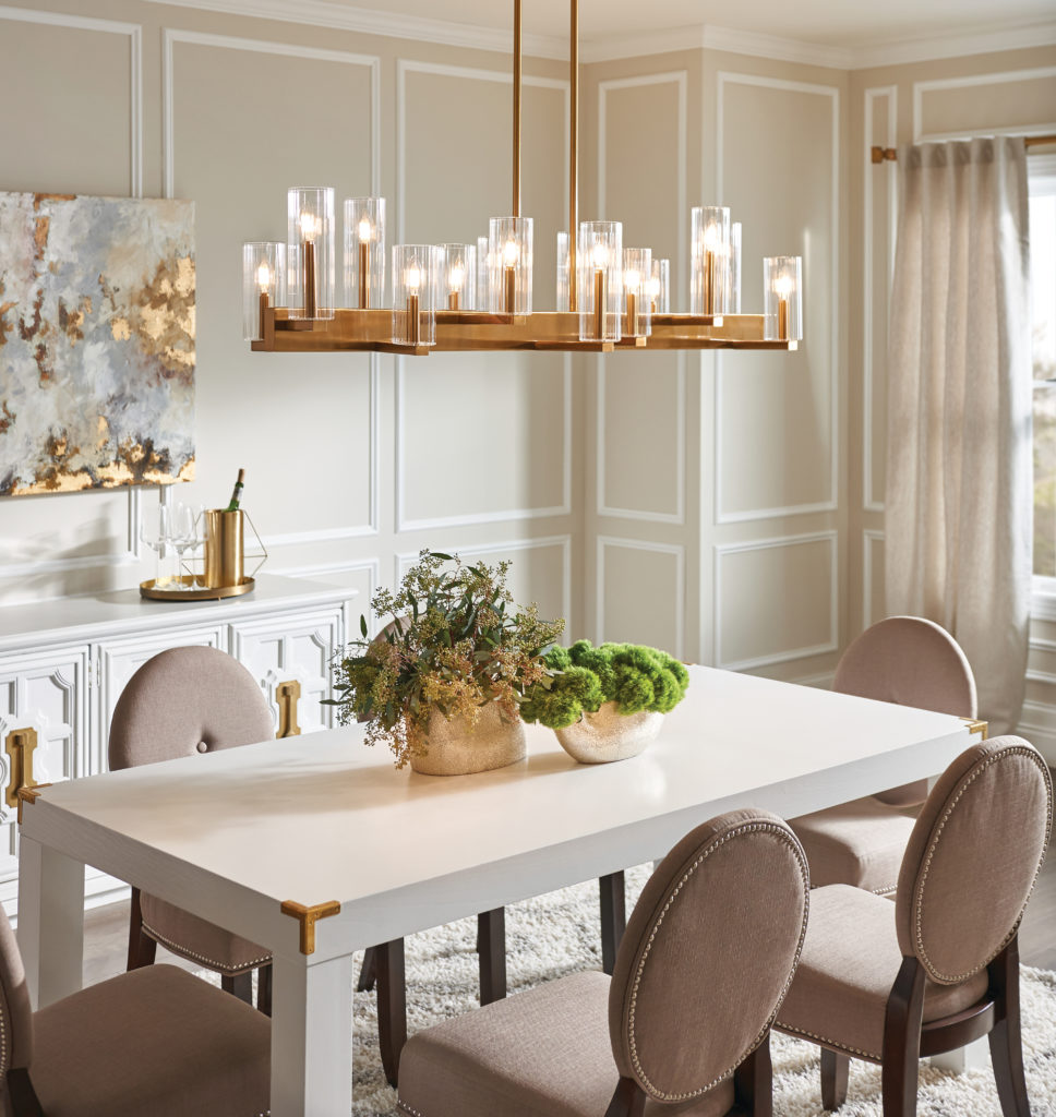 Set The Mood With These Dining Room Lighting Ideas By Kichler