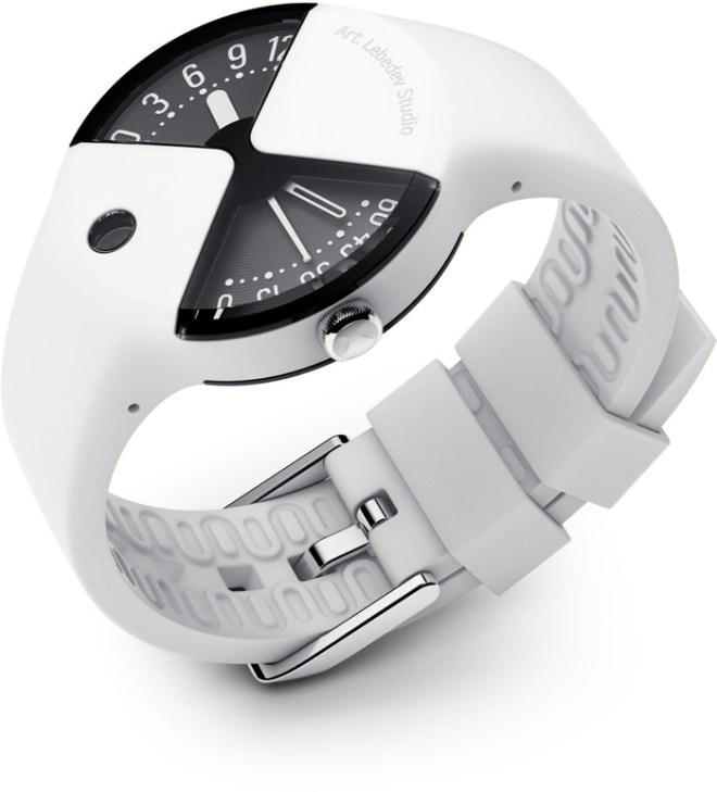 sektorus-side reloj de diseño