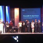 Entrega Galardón Joven Empresario de JOVEMPA 2012