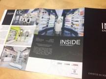 Tríptico presentación para empresas Alicante Inside Farmacia