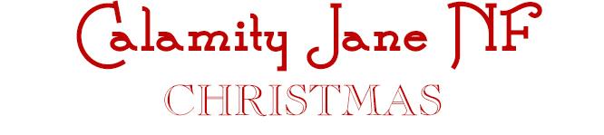 tresT Comunicación - Top10 tipografías navideñas 3