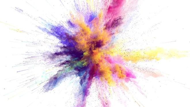 El significado de los colores colores solidarios tresT 2