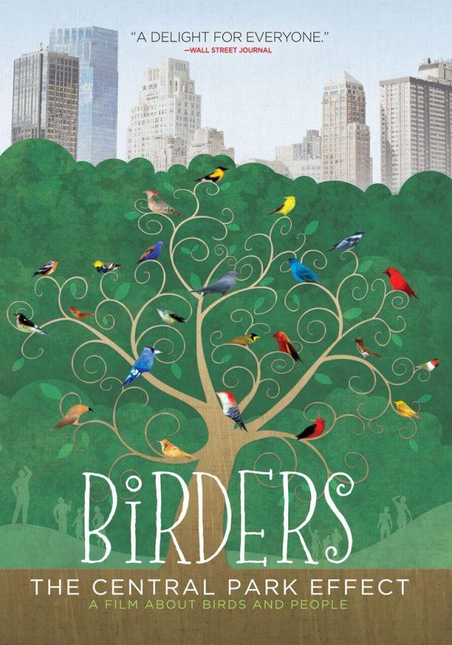 BIRDERS poster