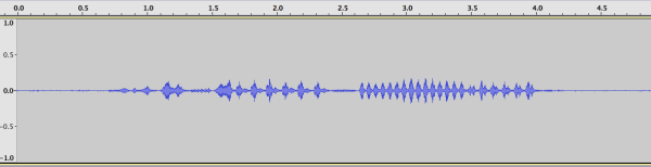 12-Lark Sparrow waveform