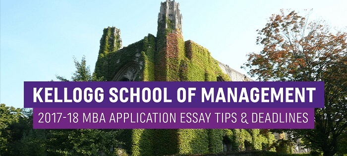 kellogg mba application essay tips and deadlines kellogg resume format