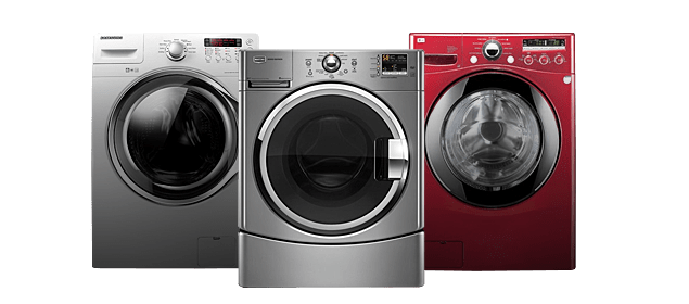 Front loading – websites not washers