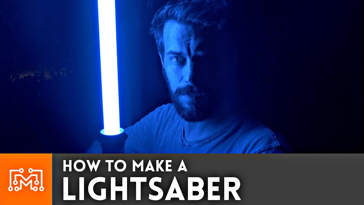 How To Make A Lightsaber Adafruit Industries Makers