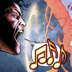 So, what did Superman sing to kill Darkseid?